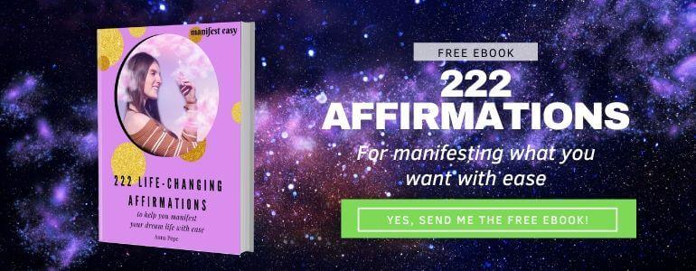 222 Affirmations Freebie Banner 1